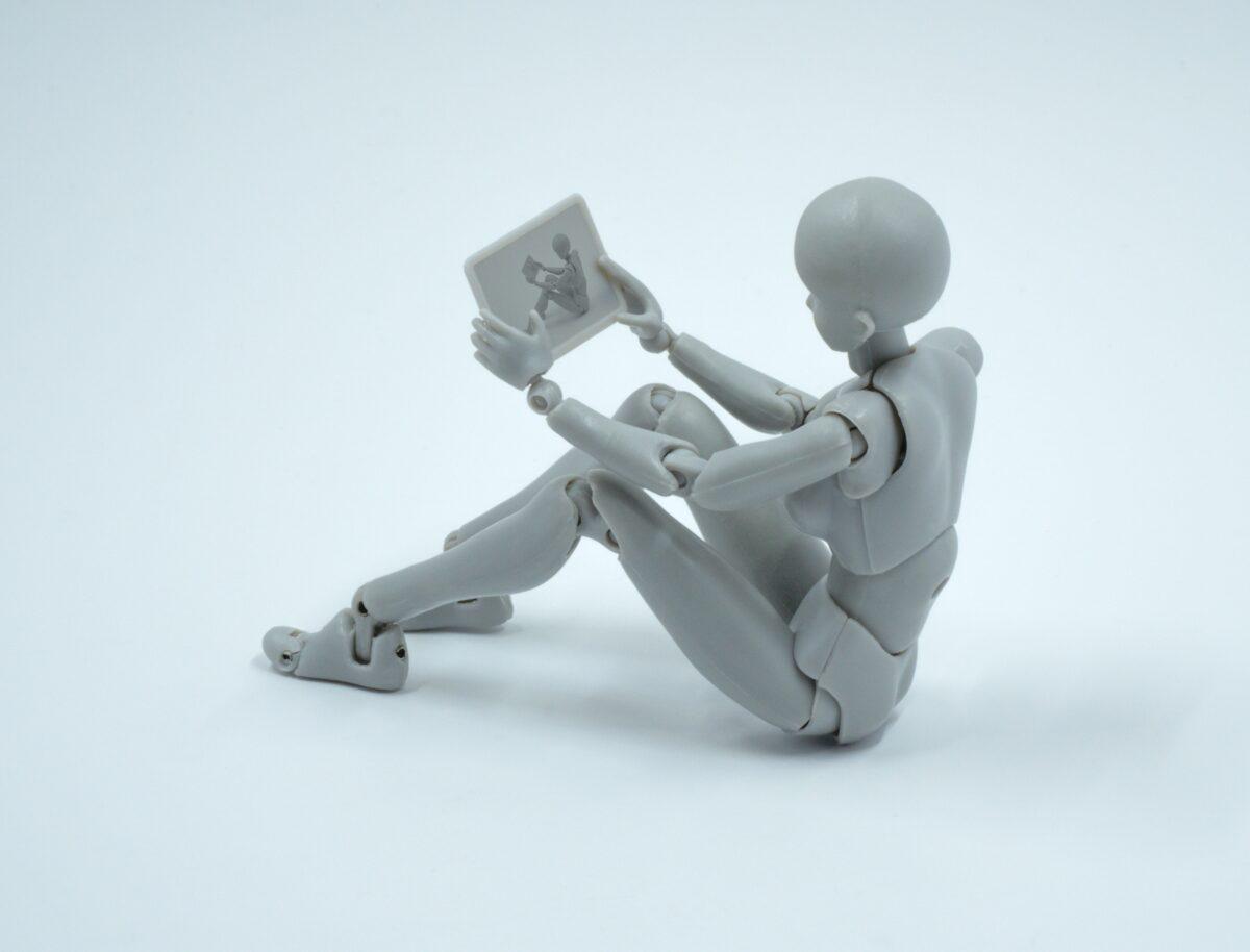 robot holding frame