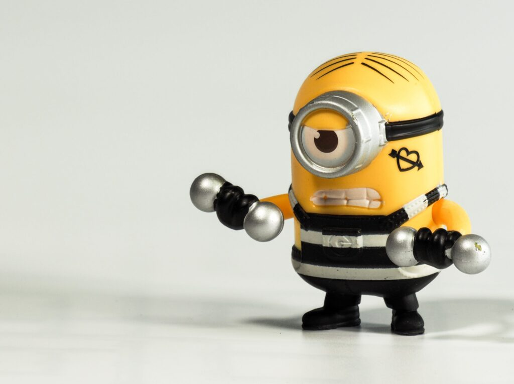 Minion illustration